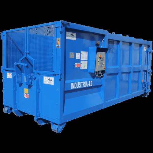 Compactors - Stationary press