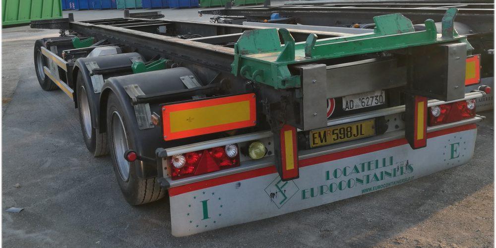 Rimorchi Scarrabili Locatelli Eurocontainers
