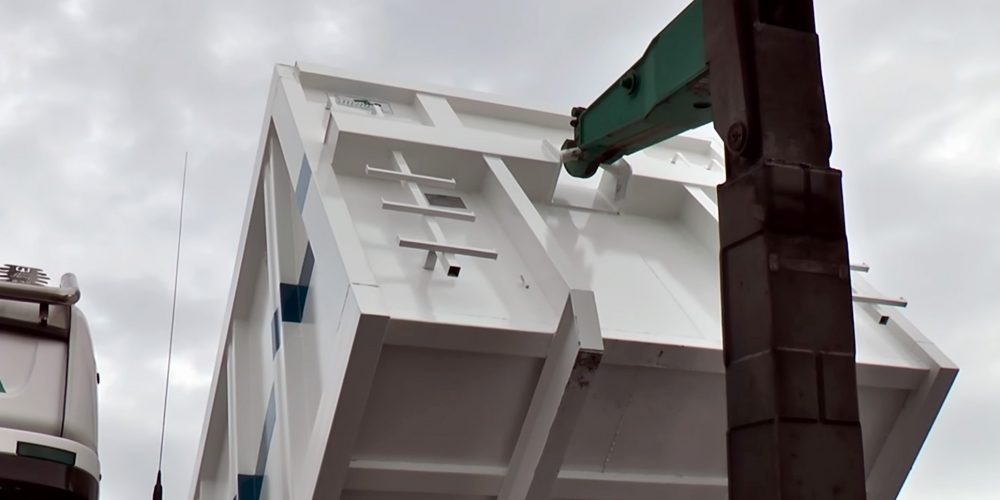 Impianti scarrabili Locatelli Eurocontainers