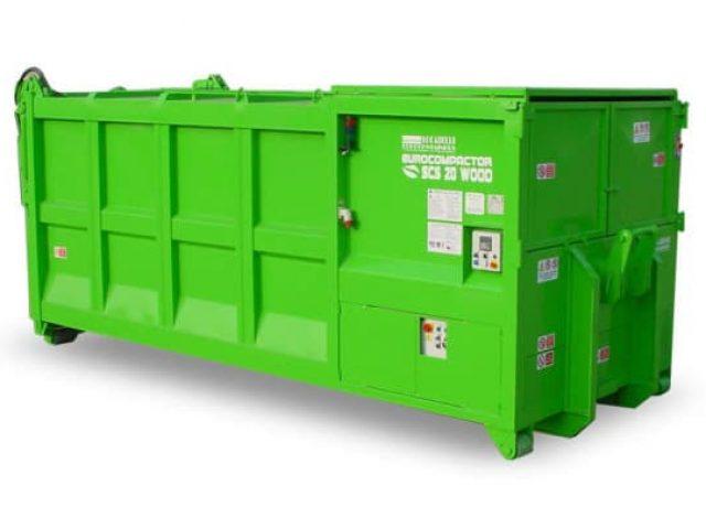 Compattatori scarrabili per la raccolta rifiuti