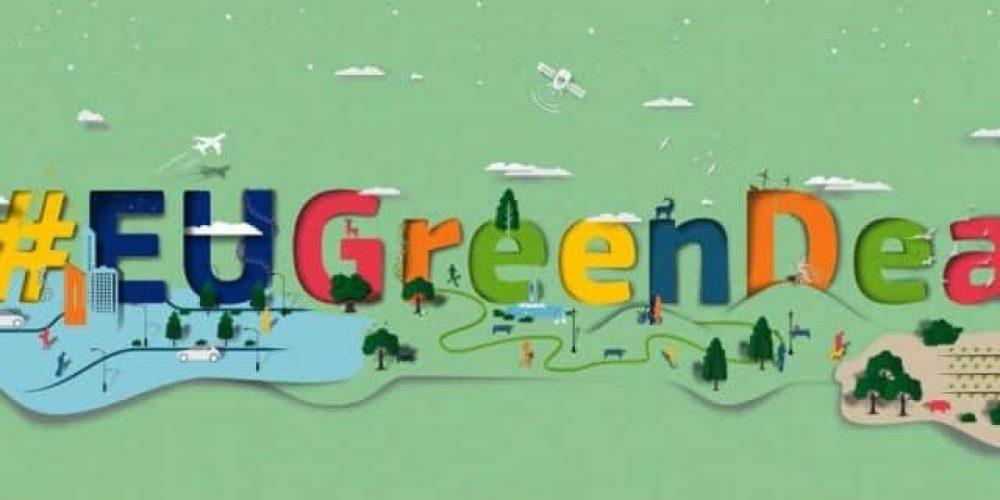 Rifiuti e Green deal per l'Italia